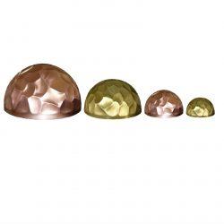 modello mezzasfera roccia