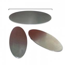 serie ovale modello piatto